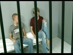 Boys in jail